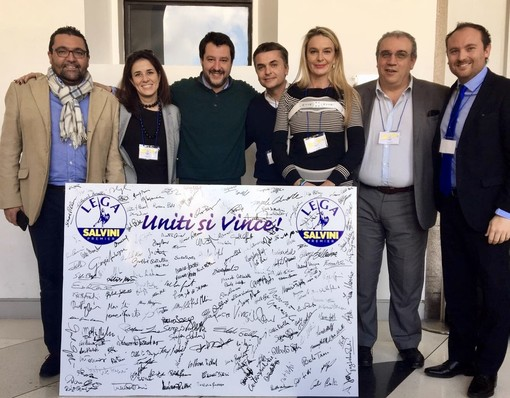 """Sara Foscolo su videosorveglianza a Pietra: """"Grazie al ministro dell'interno Salvini"""""""