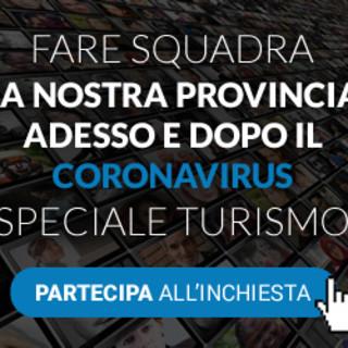 """Parte """"Fare Squadra"""": 4 inchieste per fotografare senza filtri la provincia di Savona e creare progetti nel dopo Coronavirus. Dicci la tua su """"Turismo"""""""