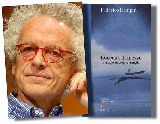"""Federico Rampini presenta a Savona il suo libro """"Oceano di Mezzo"""""""