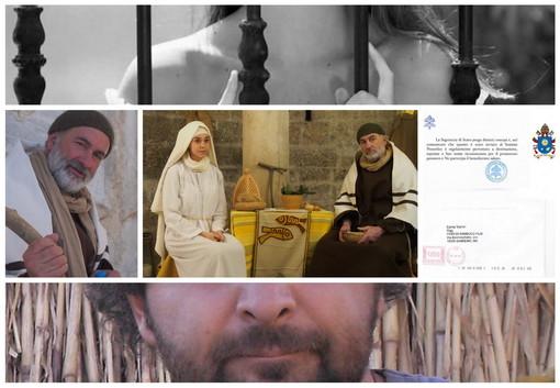 In arrivo la prima del film sulla vita della Madonna che ha ricevuto la benedizione di Papa Francesco, uno degli attori è di Stellanello (Foto e Video)