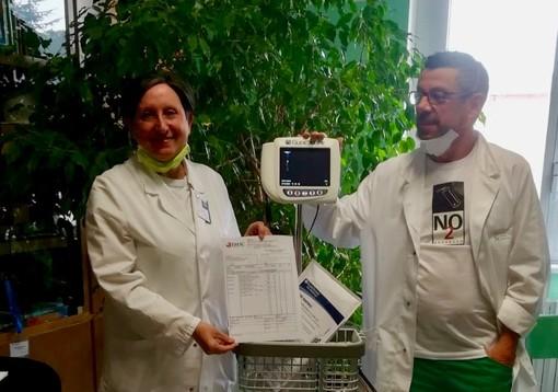 Coronavirus, dai Lions Club di Vado Ligure-Quiliano e della III Circoscrizione una donazione all'ospedale San Paolo