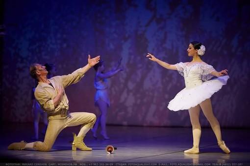 Il talento della ballerina loanese Maria Celeste Fameli Mathieu è apprezzato fino in Russia