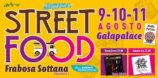Street Food Frabosa Sottana: 3 giorni di puro divertimento