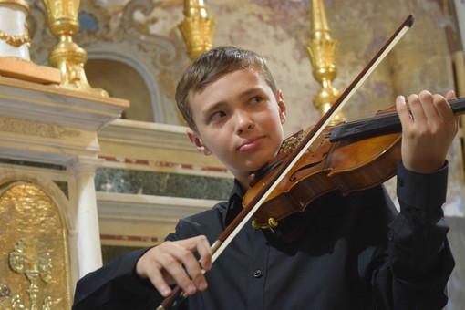 Varazze: concerto dell'Assunta con due giovanissimi concertisti