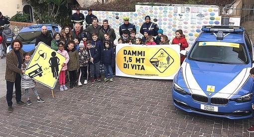 La Sicurezza Stradale per i giovani delle scuole nella seconda parte del Trofeo Laigueglia