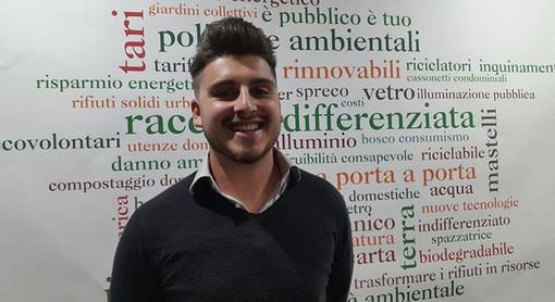 Andrea Alloisio, consigliere comunale alle politiche giovanili