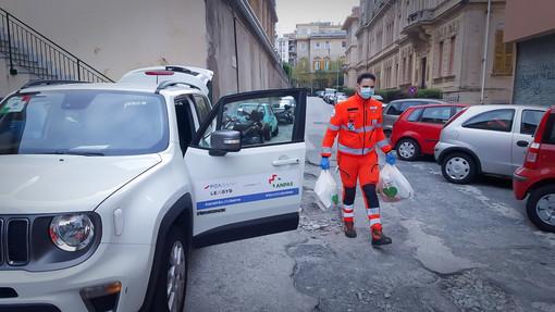 Emergenza Covid-19: l'impegno di Anpas Liguria nella fase 1
