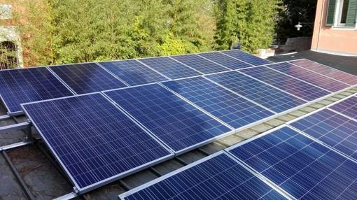 Il centro anziani di Spotorno si illumina con il fotovoltaico