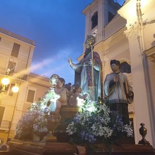 Pietra festeggerà il miracolo del Santo Patrono col cardinal Bagnasco e l'inaugurazione della nuova passeggiata