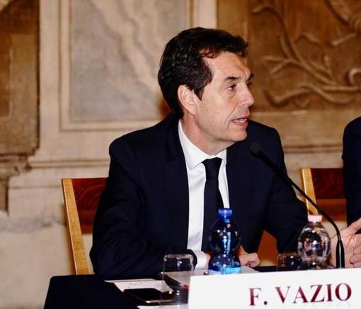 """Commissione banche, nomina per il deputato Pd Franco Vazio: """"Tutelare risparmiatori e mercato"""""""