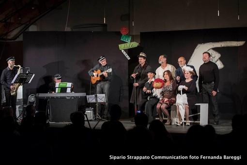 """""""Esercizi di stile"""" di Raimond Quenau con la Libera Compagnia Teatro Sacco"""