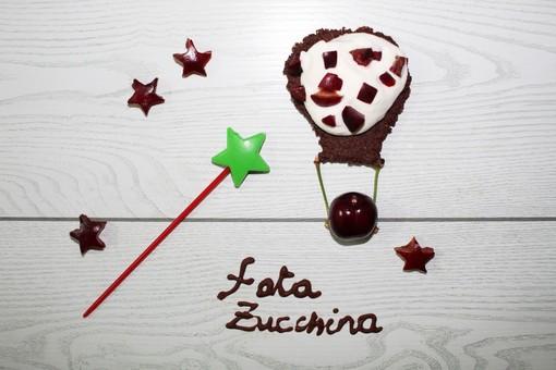 Felici & Veloci, la nuova ricetta di Fata Zucchina: 'Mongolfiera di panna e ciliege'