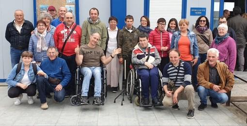 """La Compagnia di San Pietro di Finalmarina ospita l'associazione """"Enzo... il viaggio insieme continua"""" di Bene Vagienna"""
