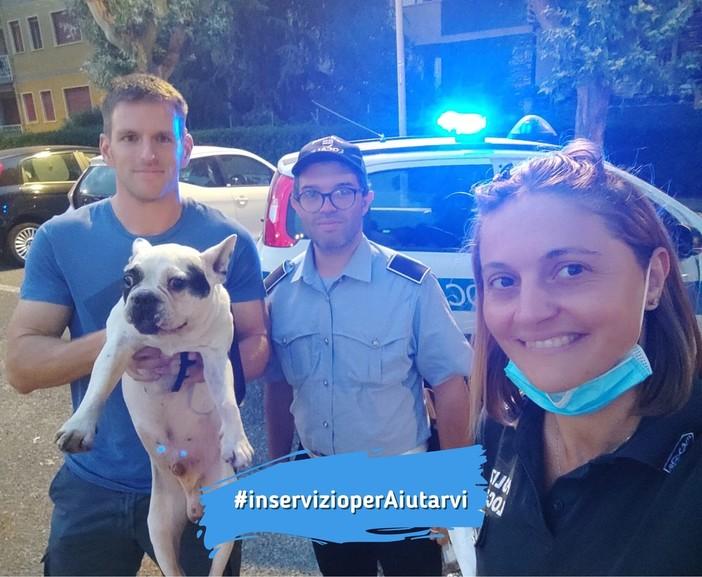 Foto polizia locale Loano