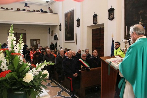 Giornata della Memoria a Villanova d'Albenga: ricordati Andrea Schivo e gli alpini della Valli Ingaune caduti in Russia