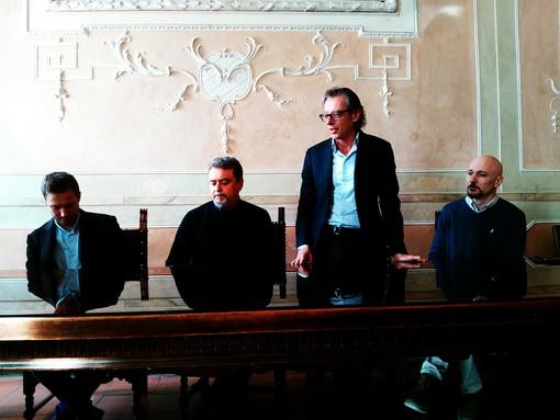 """Una vera """"storia d'amore"""" tra la città di Albenga e la troupe di """"Glassboy"""" (FOTO E VIDEO)"""