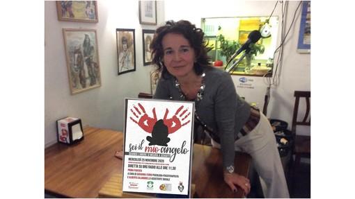 La psicologa Giovanna Ferro torna in radio e racconta la violenza sulle donne