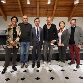 Loano, esordio in consiglio comunale per l'amministrazione Lettieri, Cepollina eletto presidente