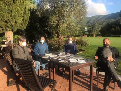 Garlenda, prove di sistema turistico territoriale tra golf, outdoor experience e museo Diocesano di Albenga