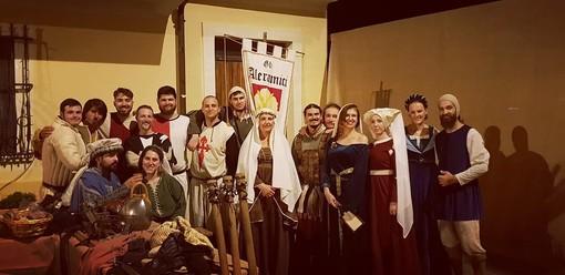 """Foto pagina Facebook """"Gruppo Storico 'La Medioevale' di Savona"""""""