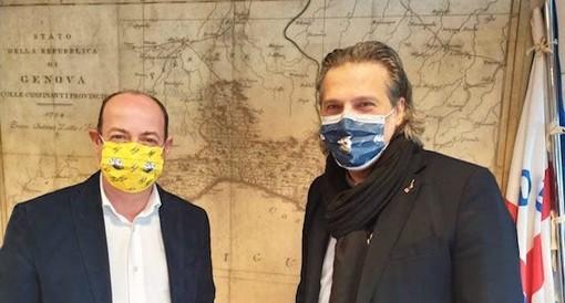 """Mai e Garibaldi (Lega) attaccano il Governo Conte: """"Abolire canone minimo di 2500 euro per l'utilizzo di aree e pertinenze demaniali"""""""