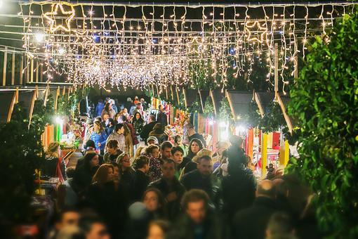 Finale Ligure, sabato 23 novembre inaugura il Villaggio di Natale 2019