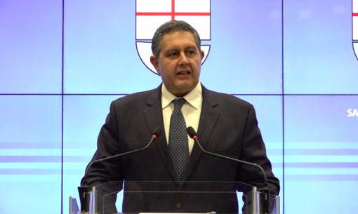 """Covid, Toti: """"Riprogrammazione generale dei vaccini per adattarsi al nuovo piano del generale Figliuolo"""""""