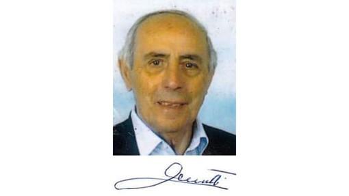 """Lutto a Spotorno per la scomparsa di Giuliano Cerutti, socio fondatore e presidente onorario del Circolo Socio Culturale """"Pontorno"""""""