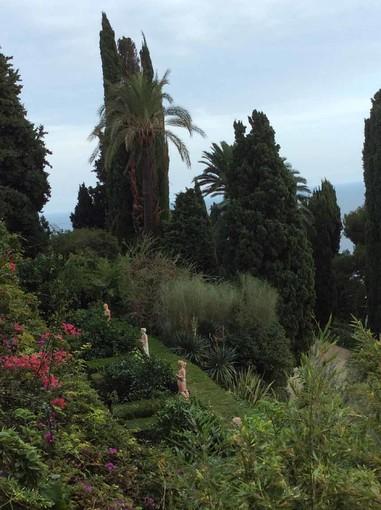 Alassio: sabato e domenica visite ai Giardini di Villa della Pergola