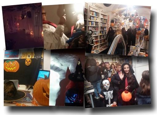 """Savona, il 31 ottobre """"Halloween alla Ubik!! Passa in libreria per un spaventoso scherzetto… o un dolcetto!"""""""
