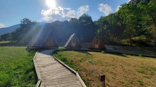 Inaugurata la gestione del Parco Archeologico di Valdieri (FOTO E VIDEO)