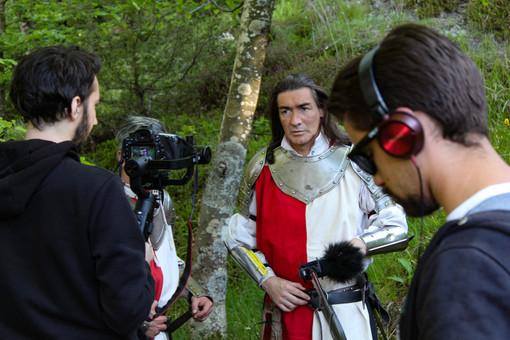 Balestrino Vecchia sarà l'ultimo set di Game of Kings, tra fiction e realtà, si riapriranno le porte per il cinema