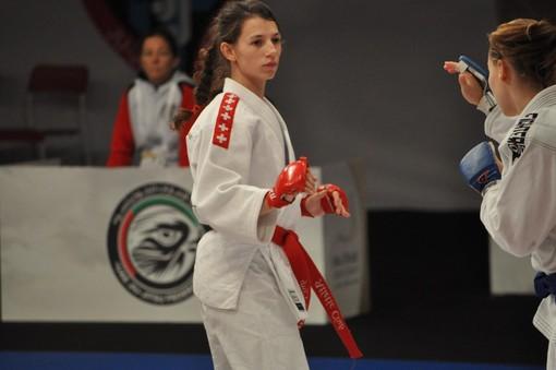 Sina Staub, dalla Val Bormida alla medaglia d'argento ai mondiali Under 21 di Ju Jitsu Fighting System