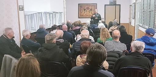 Albisola 2019, successo e partecipazione per i primi incontri pubblici a Ellera e Luceto per Garbarini sindaco
