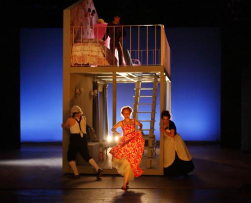 """""""La scuola delle mogli"""" di Molière al 52° Festival Teatrale di Verezzi"""