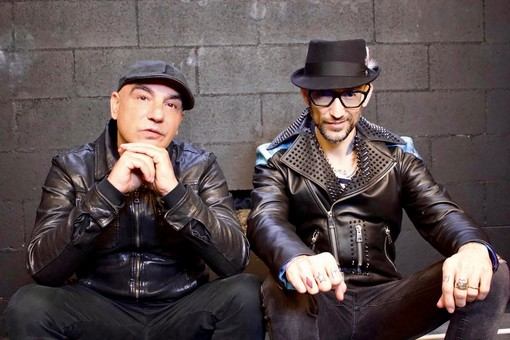 Dj Jad e Wlady, i fratelli pionieri dell'hip-hop italiano, ospiti di Radio Onda Ligure 101