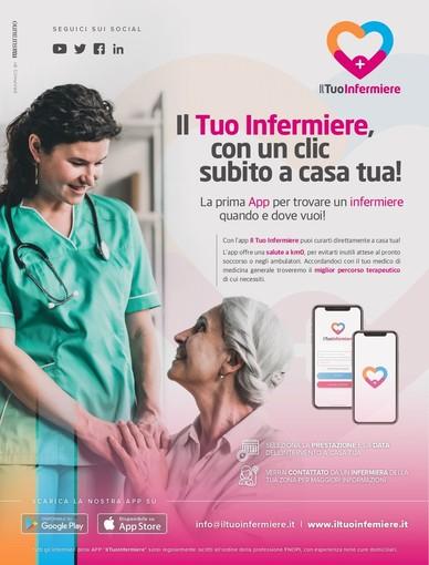 Iltuoinfermiere.it: i migliori infermieri a casa tua grazie ad un'app