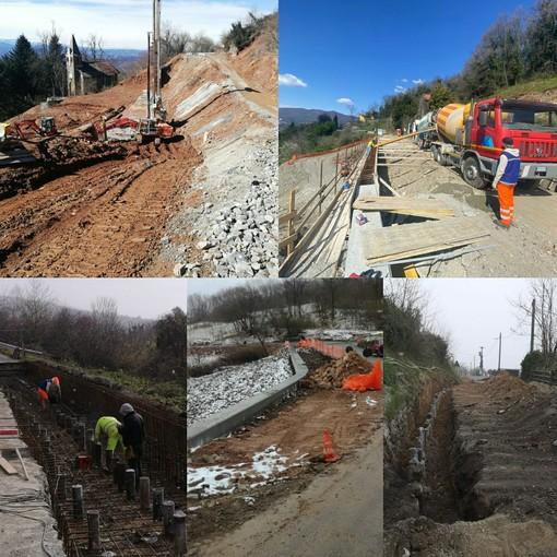 """L'emergenza Covid non ferma i cantieri, Vaccarezza: """"Da Regione risorse economiche alle imprese per gli stati di avanzamento lavori"""""""