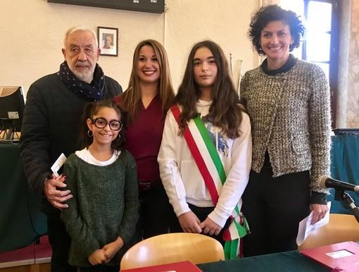 """Savona elegge il suo sindaco e il suo vicesindaco dei ragazzi. E trionfano le """"quote rosa"""""""