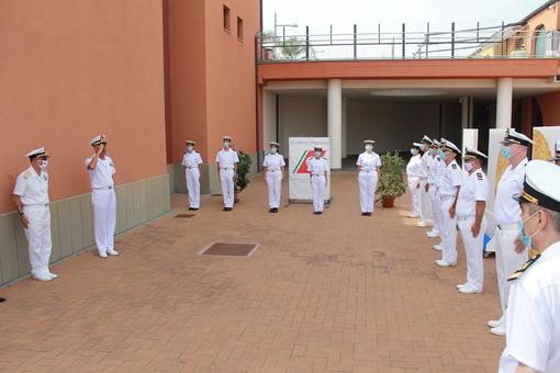 Guardia Costiera: il comandante generale Pettorino in visita all'ufficio circondariale marittimo di Loano-Albenga