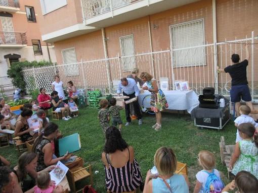 """Alassio, festa di fine anno al Nido d'Infanzia """"Piccolo Principe"""""""