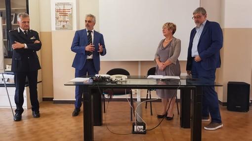 Savona, Polizia Locale e Inail insieme per un progetto di prevenzione degli infortuni