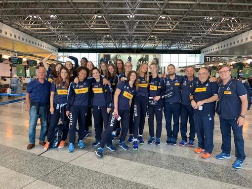 L'andorese Oscar Maghella nel team della nazionale femminile pallavolo under 16
