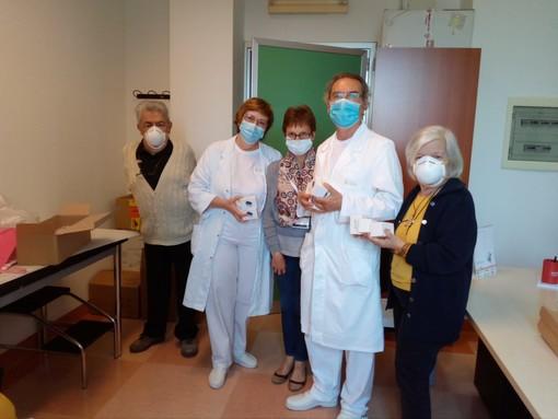 Dalla sezione di Scienza&Vita di Varazze una importante donazione per l'Ospedale San Paolo di Savona
