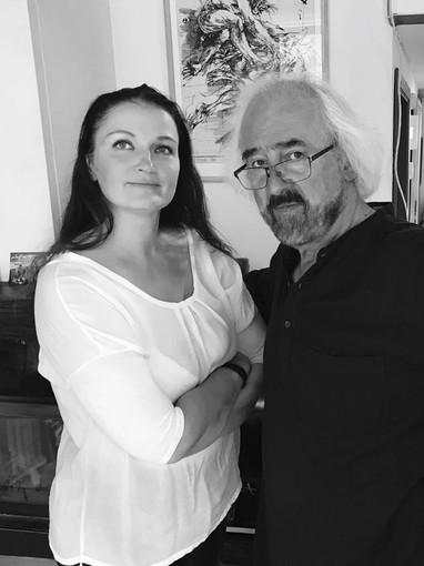 Finalborgo Recital di pianoforte a 4 mani del Duo Yves Robbe - Macha Makarevich