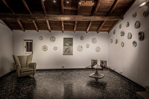 Albissola Marina: ultime settimane per visitare la personale di Salvatore Arancio a Casa Jorn