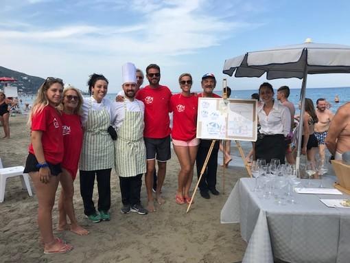 """""""Tipici da spiaggia"""": successo per il format ligure della manifestazione SIB Confcommercio (FOTO)"""