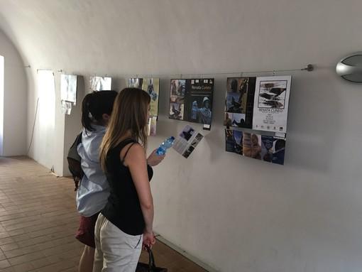 Savona, inaugurata la mostra dedicata all'artista Renata Cuneo (FOTO e VIDEO)