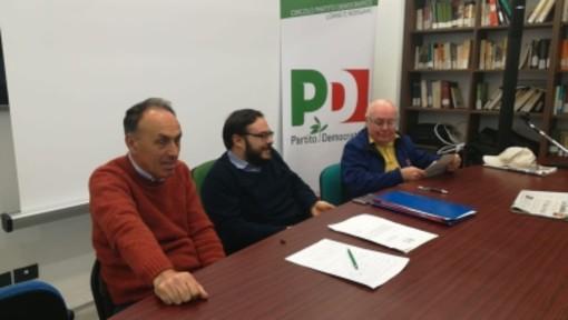 Circolo del Partito Democratico di Loano e Boissano: Giuseppe Del Chierico eletto segretario