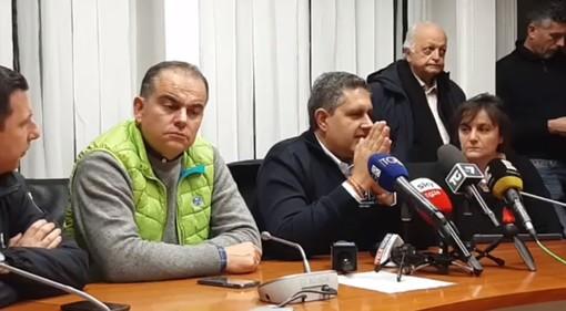 """Regione e Provincia danno il via alla conta dei danni, il presidente Toti: """"Bilancio positivo senza danni alle persone, ma serve piano straordinario per il territorio"""""""